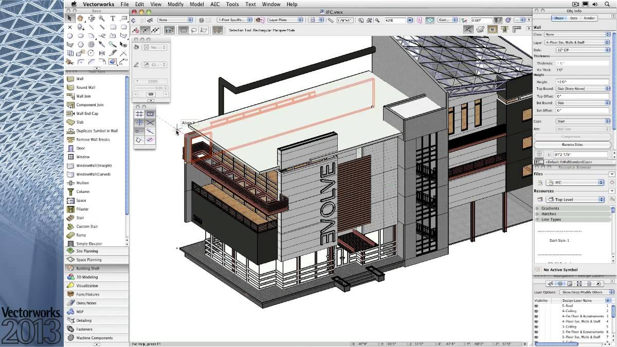 Vectorworks SP2 for Windows / SP1 for macOS Full Crack