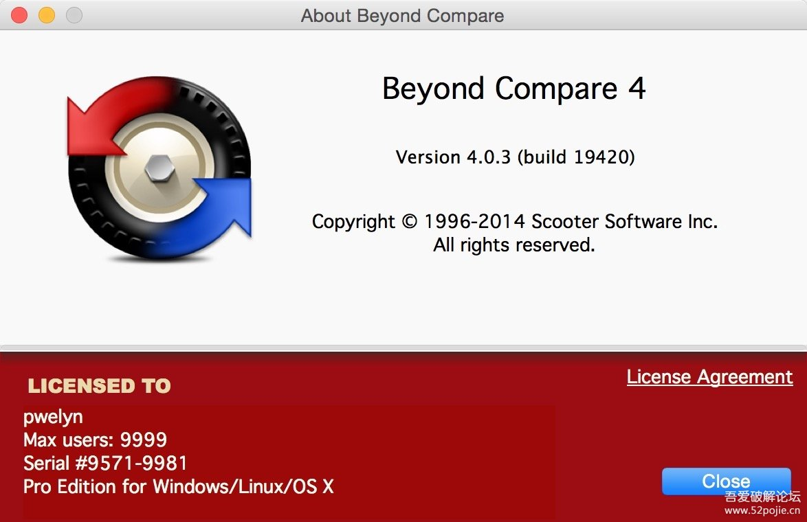 beyond compare 3 crack